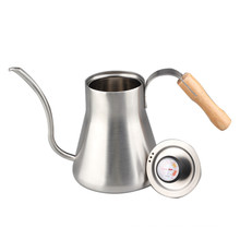 Gooseneck Pour Over Kettle With Thermometer
